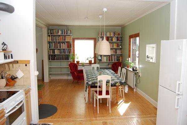 Matbord För 10 Personer : Bilder på huset och trädgården